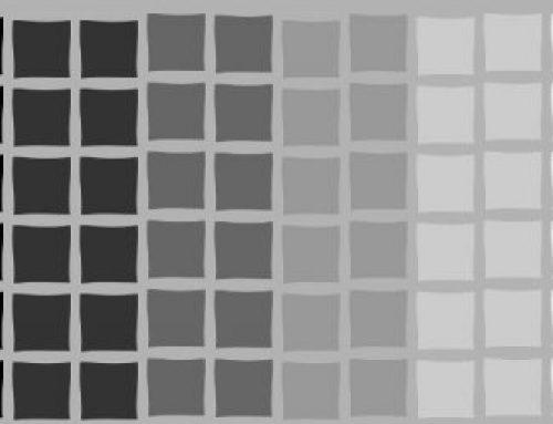 Die Farbe Grau